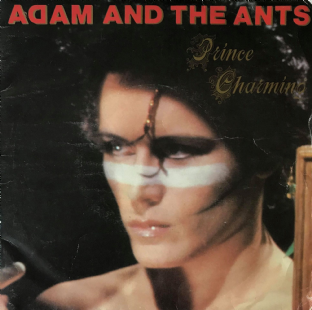 "Adam And The Ants ‎- Prince Charming (7"") (G-/G-)"